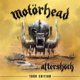 Motörhead – Aftershock (2013)