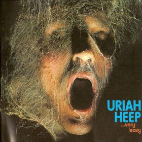 Uriah Heep – …Very 'Eavy …Very 'Umble (1970)