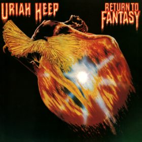 Uriah Heep – Return to Fantasy (1975)