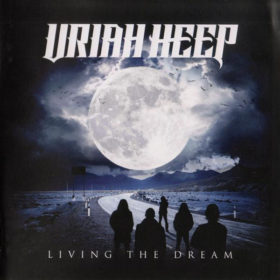 Uriah Heep – Living the Dream (2018)