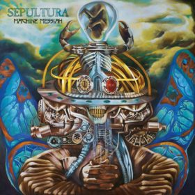 Sepultura – Machine Messiah (2017)
