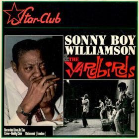 Eric Clapton – Sonny Boy Williamson and the Yardbirds (1966)