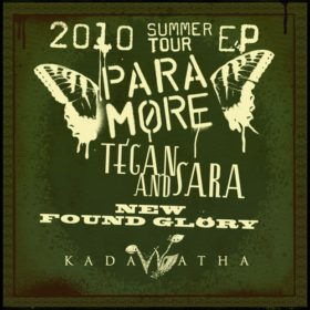 Paramore – 2010 Summer Tour EP (2010)