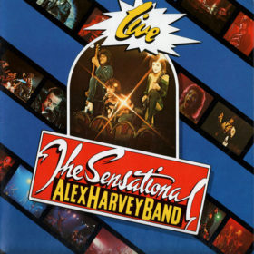 The Sensational Alex Harvey Band – Live (1975)