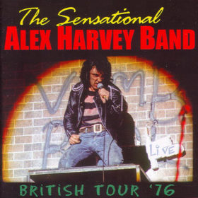 The Sensational Alex Harvey Band – British Tour '76 (1976)