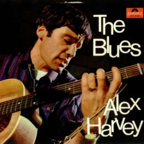 Alex Harvey – The Blues (1964)