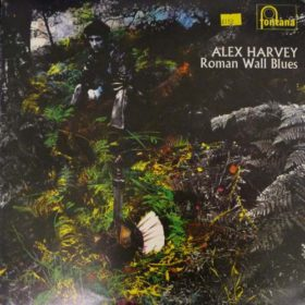 Alex Harvey – Roman Wall Blues (1969)