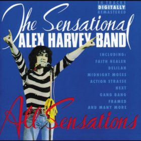 The Sensational Alex Harvey Band – All Sensations (1992)