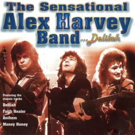 The Sensational Alex Harvey Band – Delilah (1994)