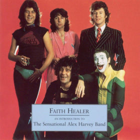 The Sensational Alex Harvey Band – Faith Healer – An Introduction (2002)