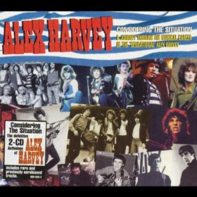 Alex Harvey – Considering The Situation (2003)