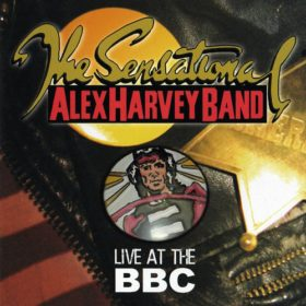 The Sensational Alex Harvey Band – Live At The BBC (2009)