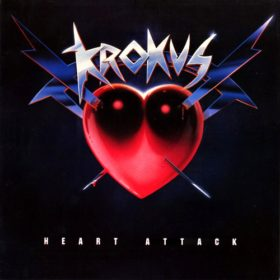 Krokus – Heart Attack (1988)
