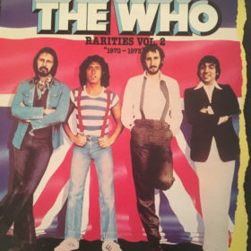 The Who – Rarities Volume I & II (1983)