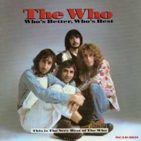 The Who – Who's Better, Who's Best (1988)