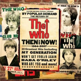 The Who – Then and Now (2004)
