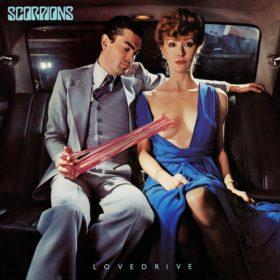 Scorpions – Lovedrive (1979)
