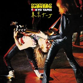 Scorpions – Tokyo Tapes (1978)