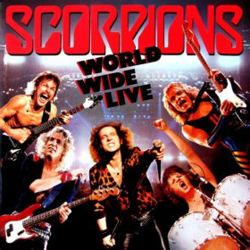 Scorpions – World Wide Live (1985)
