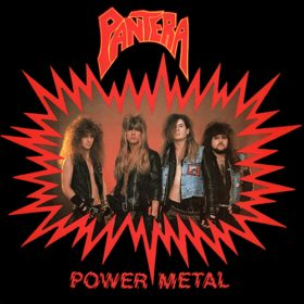 Pantera – Power Metal (1988)