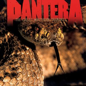 Pantera – The Great Southern Trendkill (1996)