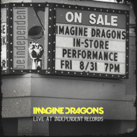 Imagine Dragons – Live At Independent Records EP (2013)