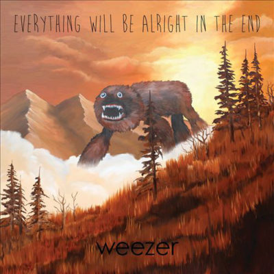 Download Weezer - Everything Will Be Alright in the End (2014) - Rock Download