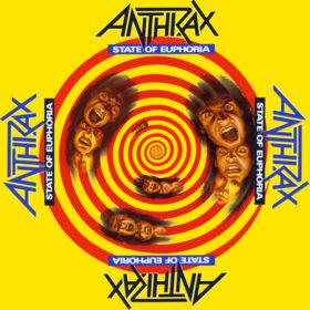 Anthrax – State of Euphoria (1988)