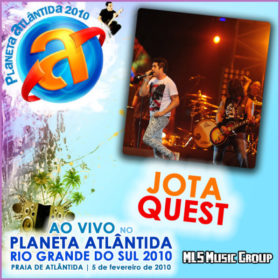 Jota Quest – Planeta Atlântida (2010)
