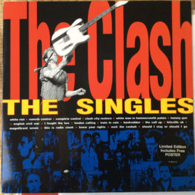The Clash – The Singles (1991)