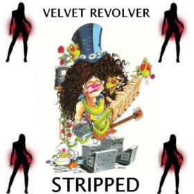 Velvet Revolver – Stripped (2007)