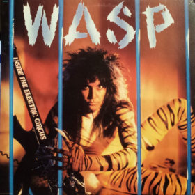 W.A.S.P. – Inside The Electric Circus (1986)