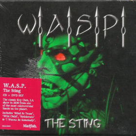 W.A.S.P. – The Sting – Live At The Key Club L.A (2001)