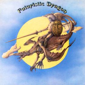 T.Rex – Futuristic Dragon (1976)