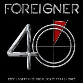 Foreigner – 40 (2017)