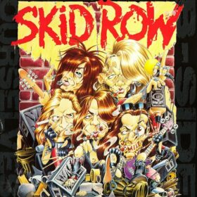 Skid Row – B-Side Ourselves (1992)