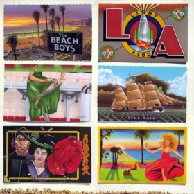 The Beach Boys – L.A. (Light Album) (1979)