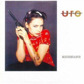 UFO – Misdemeanor (1984)