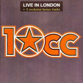 10cc – Live In London (1986)
