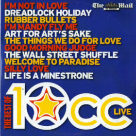10cc – The Best Of 10cc Live The Mail (2007)