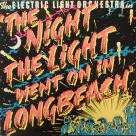 Electric Light Orchestra – The Night the Light Went On in Long Beach (1974)