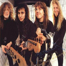 Metallica – The $9.98 Cd Garage Days Re-Revisited (1987)