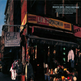 Beastie Boys – Paul's Boutique (1989)