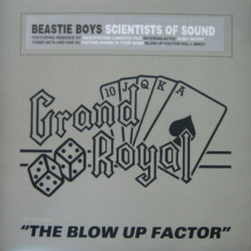 Beastie Boys – Scientists Of Sound – The Blow Up Factor Vol. 1 (1999)