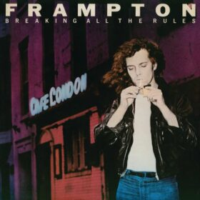 Peter Frampton – Breaking All The Rules (1981)