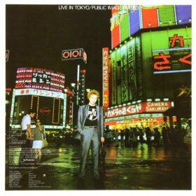 Public Image Ltd. – Live in Tokyo (1983)