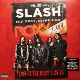 Slash – Live at the Roxy 9.25.14 (2015)