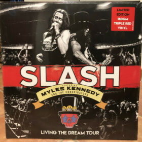 Slash –  Living the Dream Tour (2019)