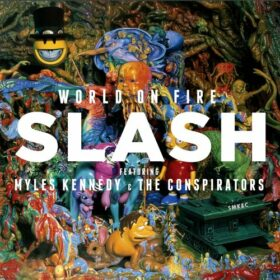 Slash – World on Fire (2014)