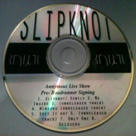 Slipknot – Demo Tape EP (1997)